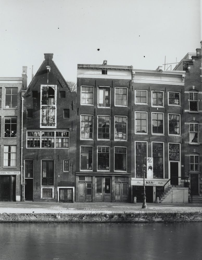Visit Anne Frank's childhood home on Google Arts & Culture