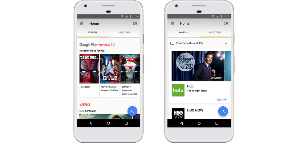 Meet the new Google Home app (previously the Google Cast app)
