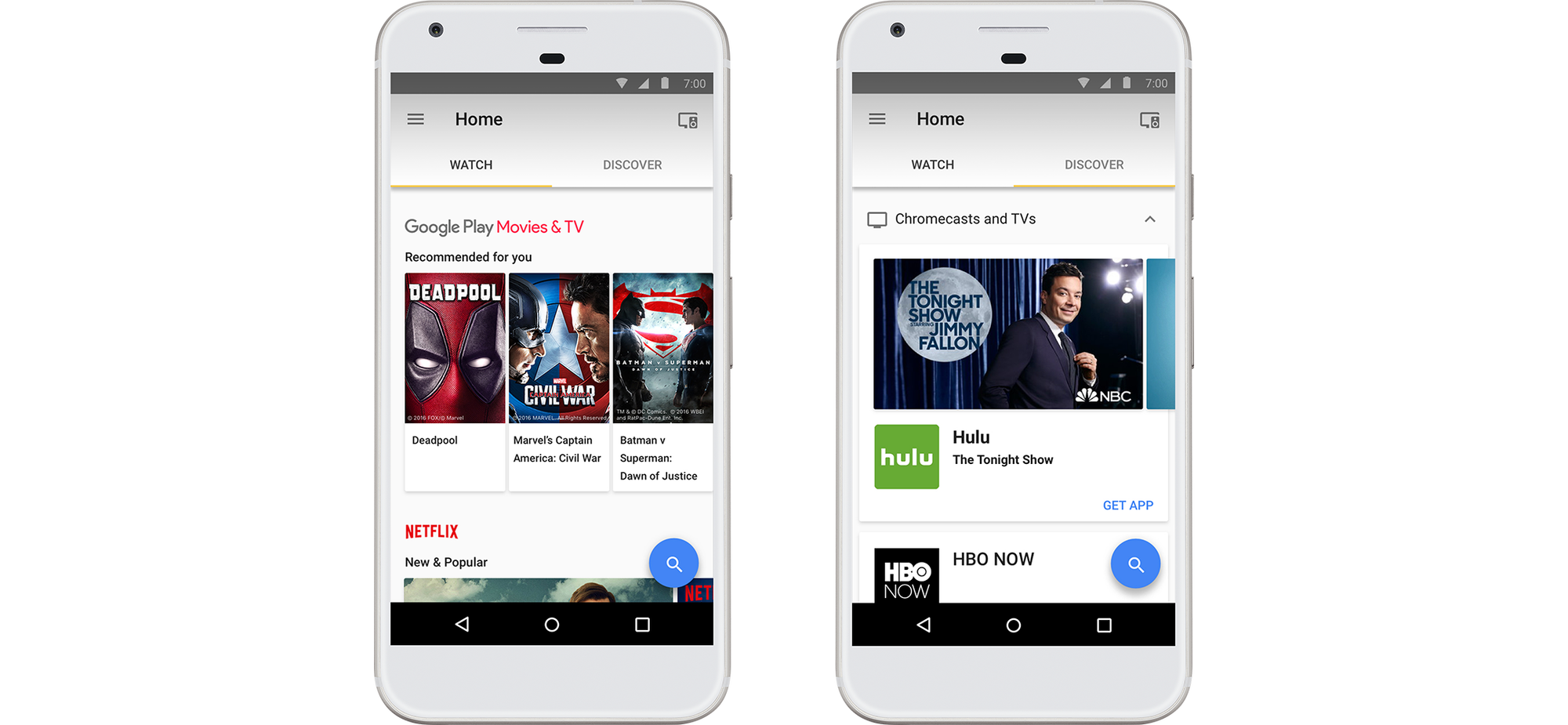 Meet The New Google Home App Previously The Google Cast App