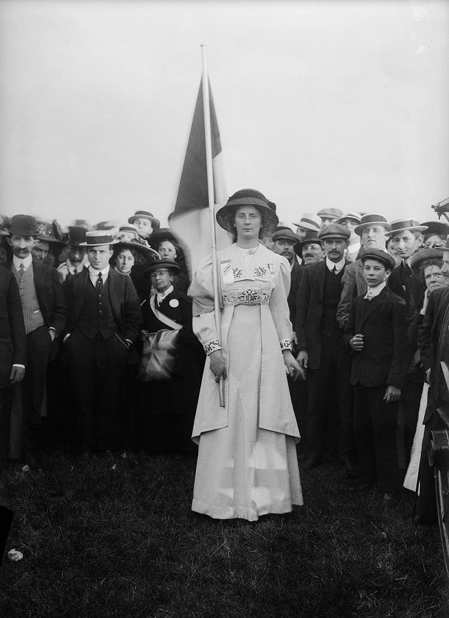 The Suffragettes and the Road to Equality on Google Arts & Culture