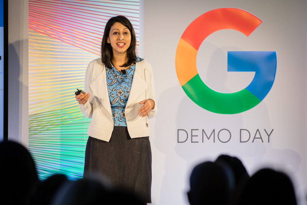 Behind the scenes with startup founders at Google Demo Day