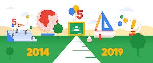 Google Classroom blog header