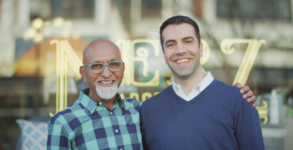 A father-son team uses technology to grow a 144-year-old business