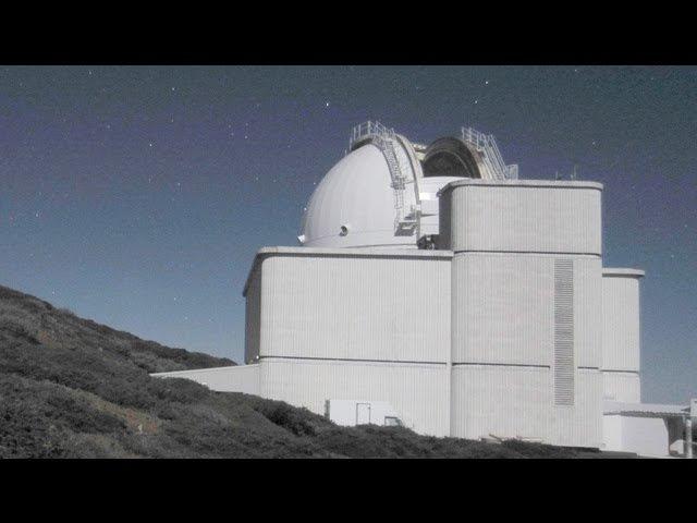 Inside the Isaac Newton Telescope - Deep Sky Videos