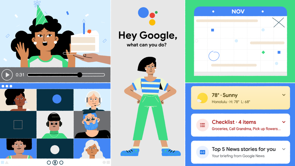 """Hey Google"" now works with your Android apps"