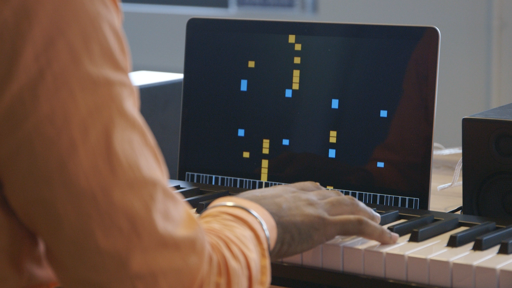 Play a duet with a computer, through machine learning