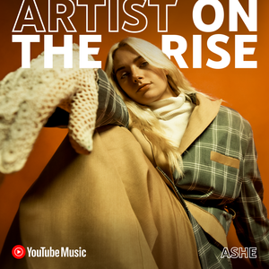 Meet Ashe, our next 2021 Artist on the Rise