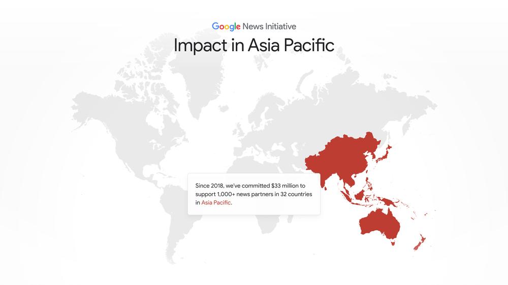 GNI's impact in APAC