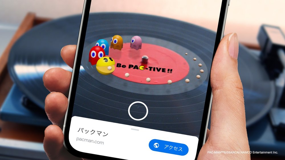 Bring iconic Japanese characters to life with AR in Search