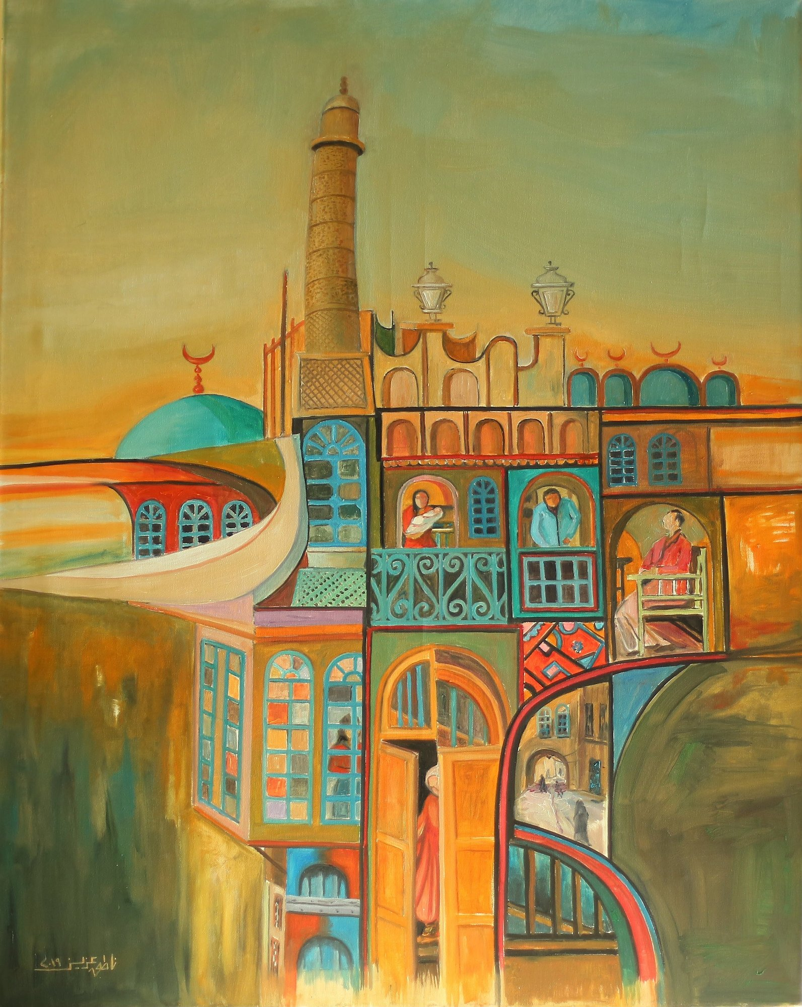 Mosul's Art & Soul comes to life