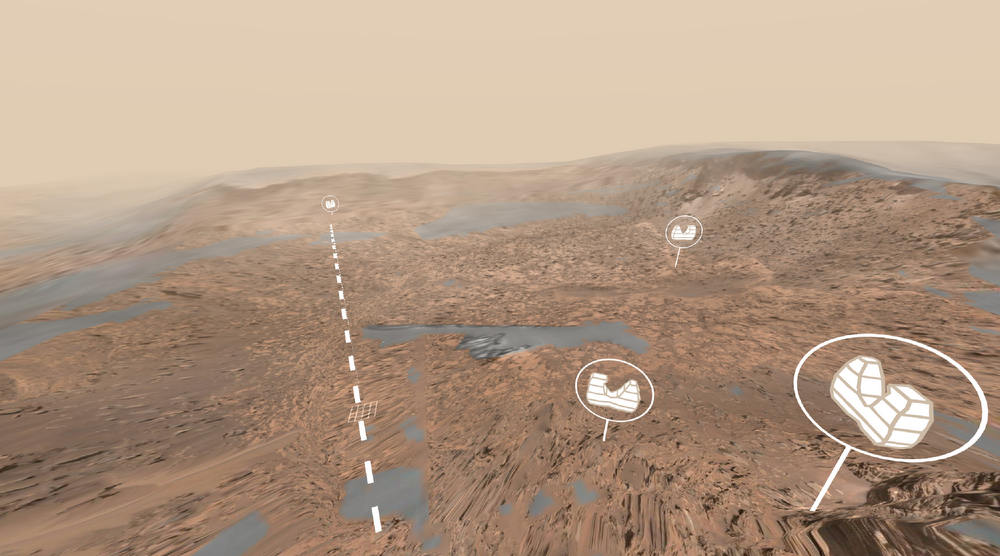 Helping NASA and JPL bring the surface of Mars to your browser