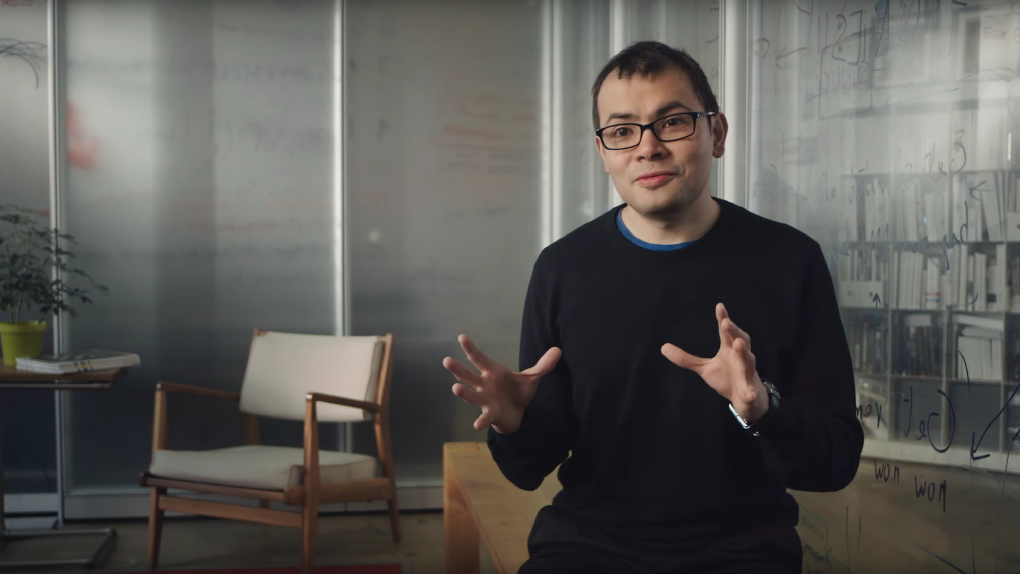 Google DeepMind video