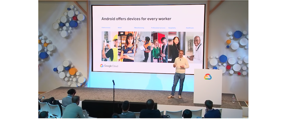 Sharing what's new and coming next with Android Enterprise