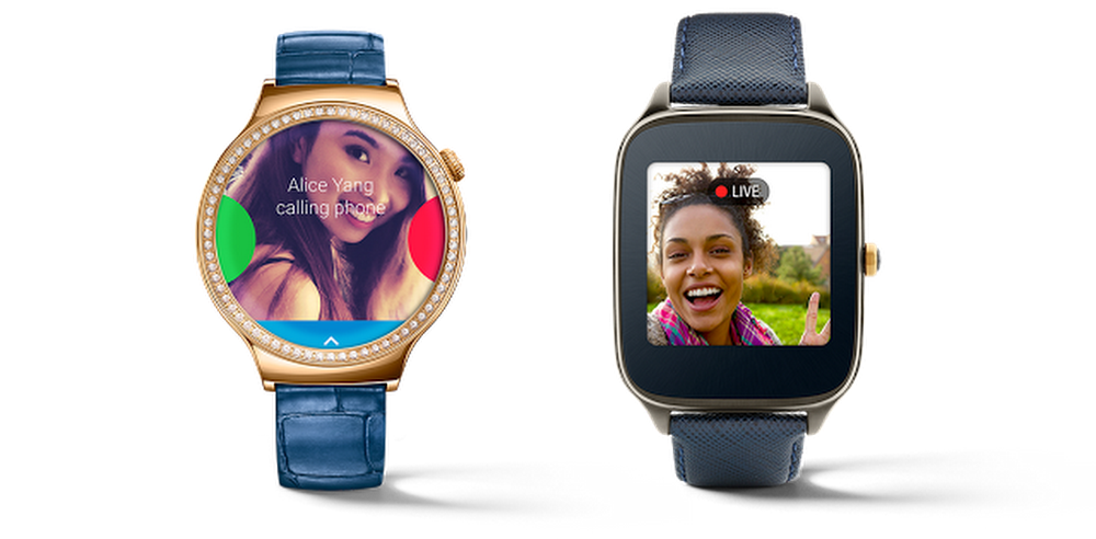 Android Wear Designed for your wrist
