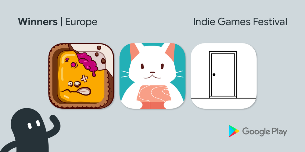 Indie Games Festival winners - Europe