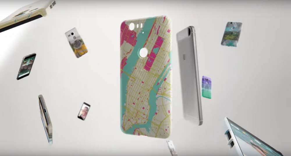 Introducing custom Live Cases to bring your Nexus phone to life