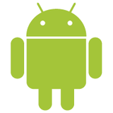Android square logo