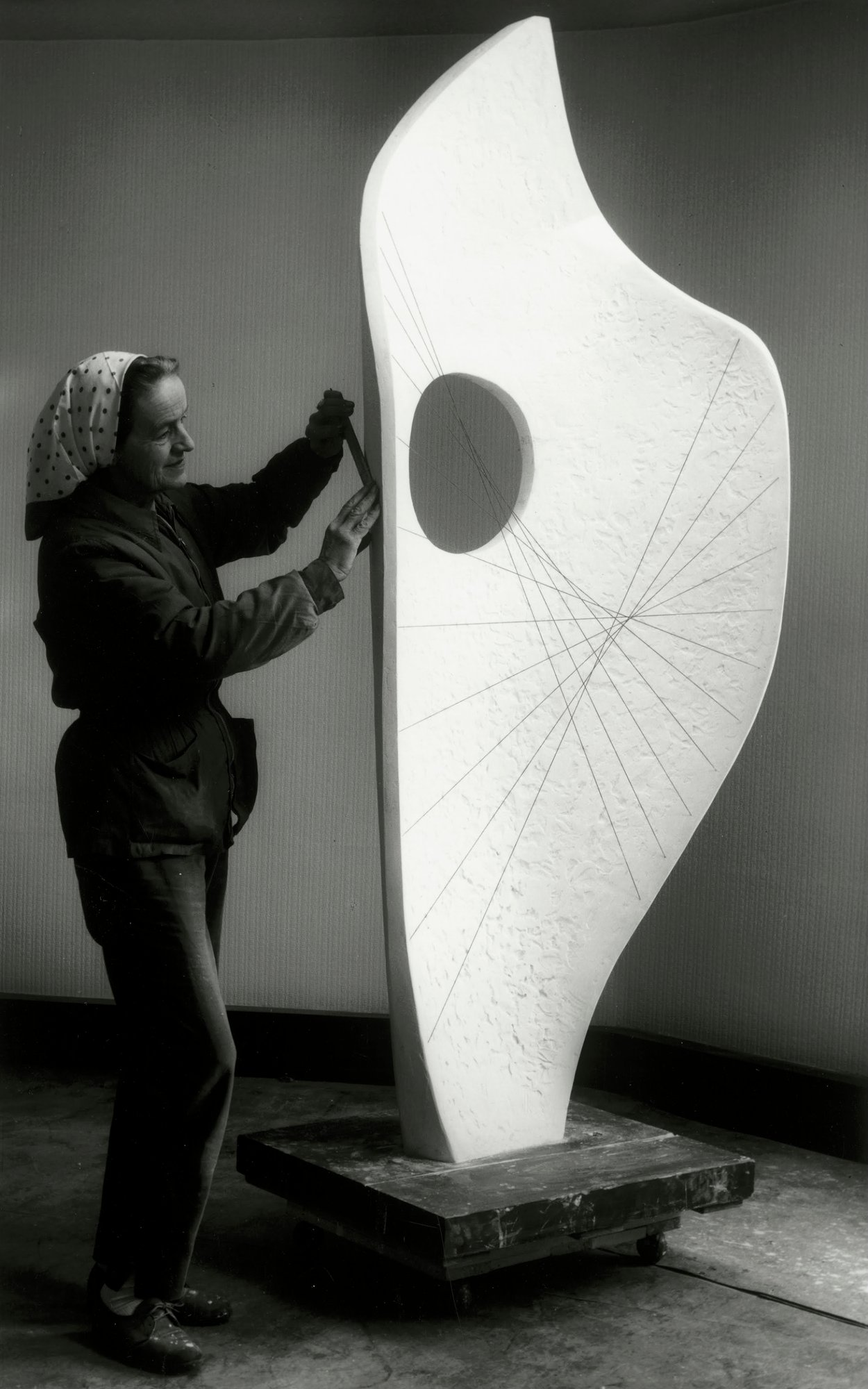 Meet Barbara Hepworth, her art and life with Google Arts & Culture