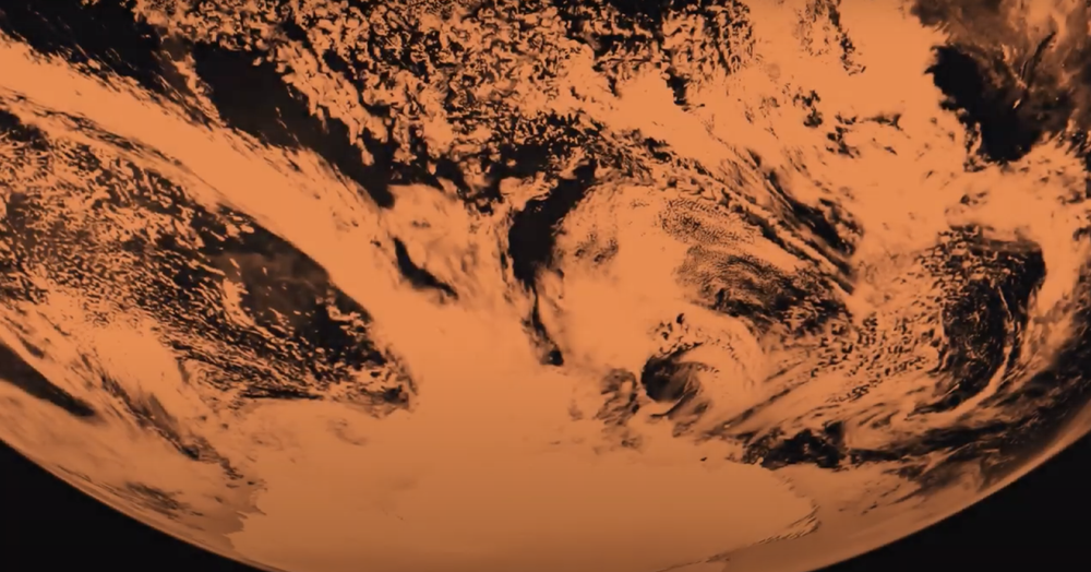 Heartbeat of the Earth: artists explore climate data