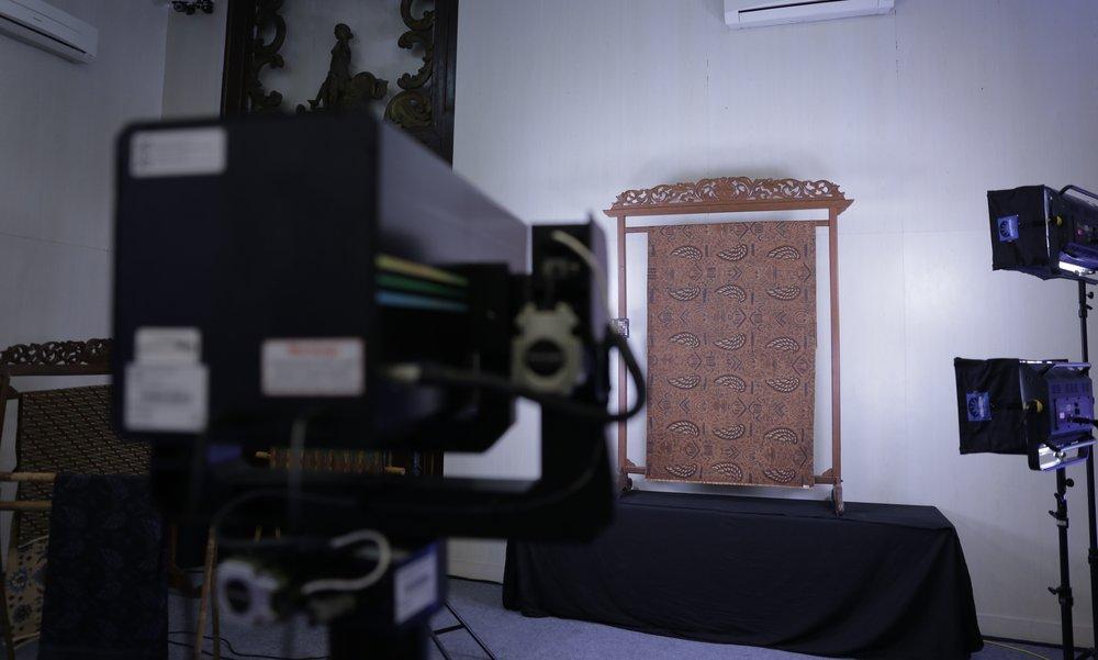 Art Camera captures batik