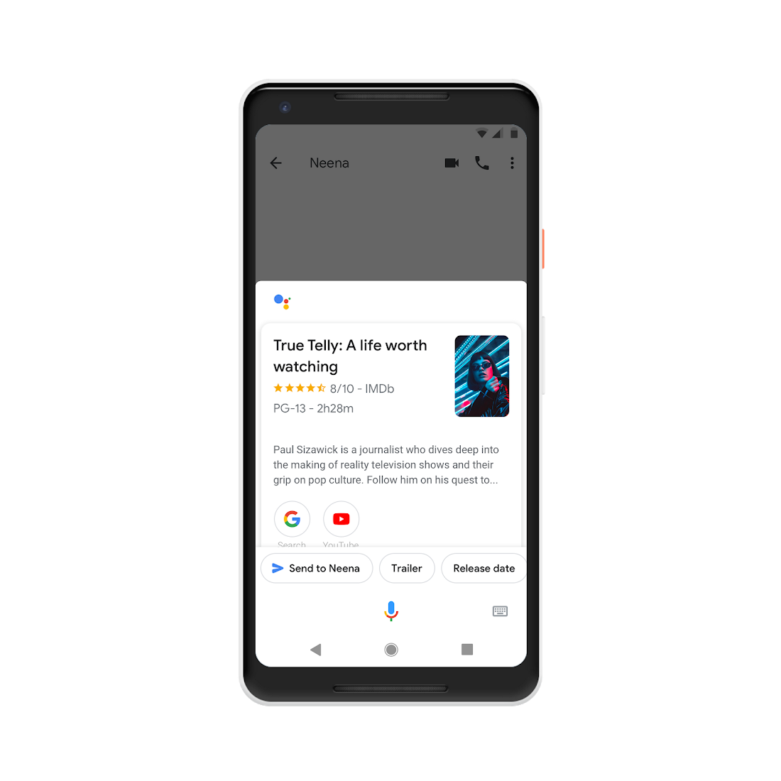 Building the Google Assistant on phones for everyone, everywhere