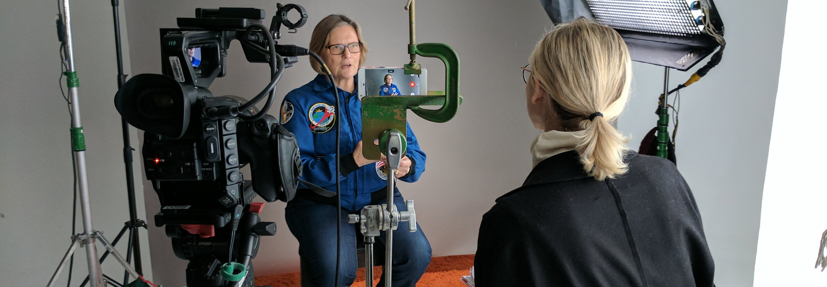 Astronaut_Dot of Light_BTS_Kathy Sullivan.jpg