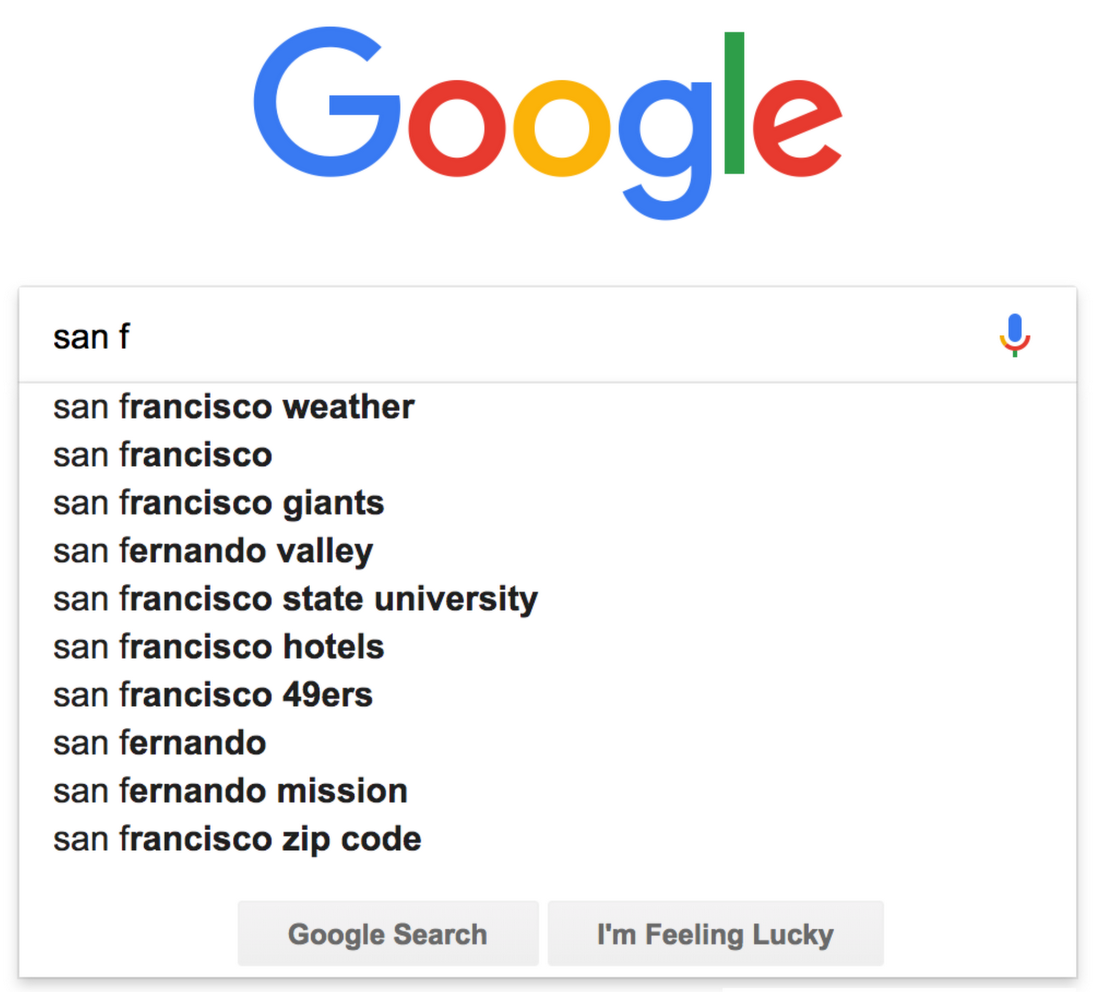 Google Instant And The Power Of Suggestion