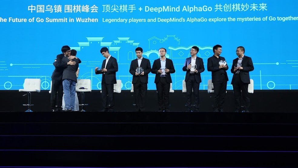 AlphaGo awards