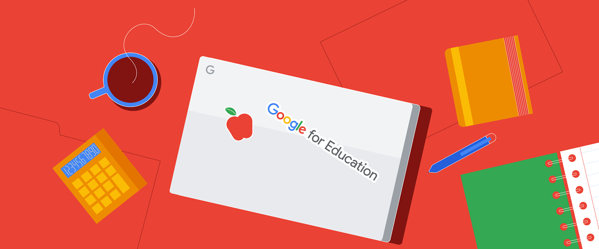 Google for Education blog header