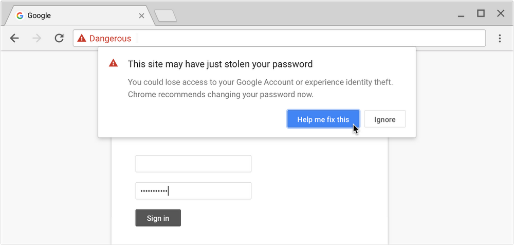 chrome phishing - updated2