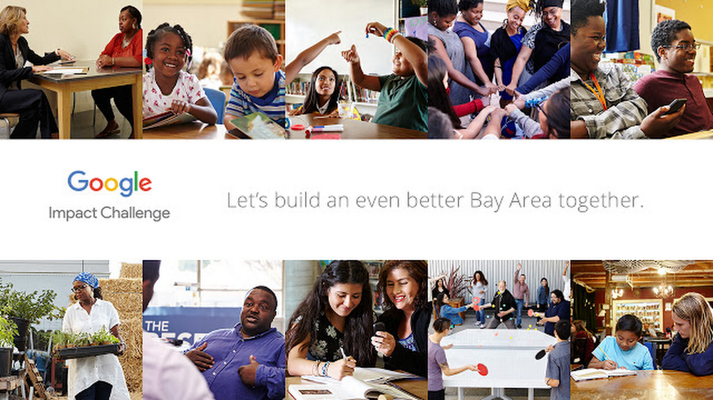 Let's build an even better Bay Area together.