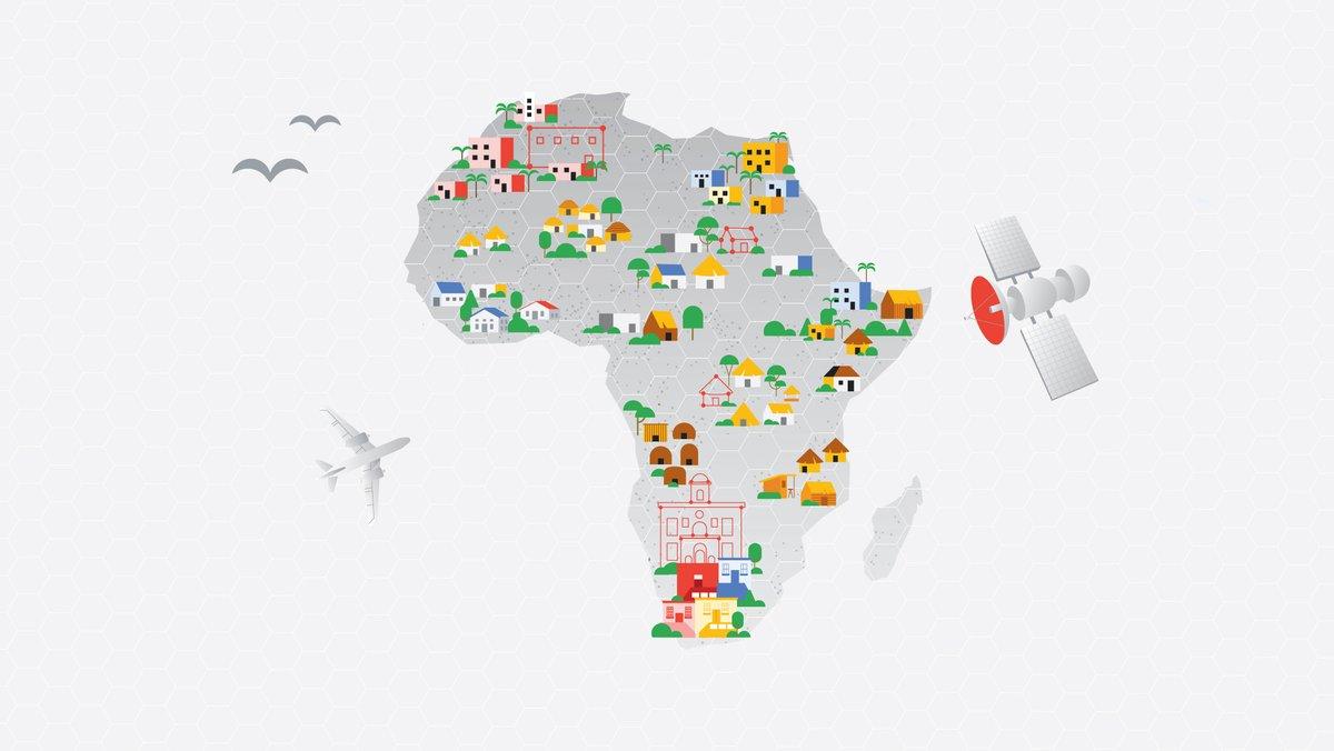 Google in Africa Open Buildings