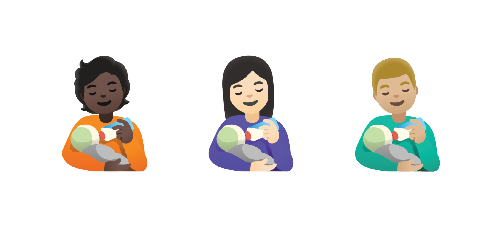 Bottle Feeding emoji