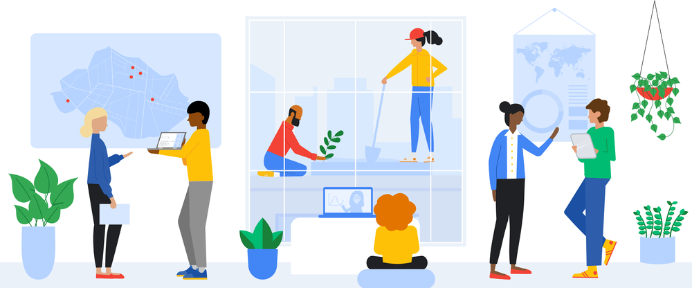 A Matter of Impact, Google.org's monthly digest, keeps you up-to-date on what the team, grantees and nonprofit collaborators are up to.