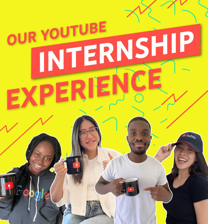 Meet the 2021 BOLD YouTube interns