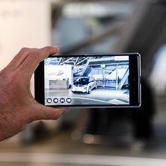 BMW i Tango app