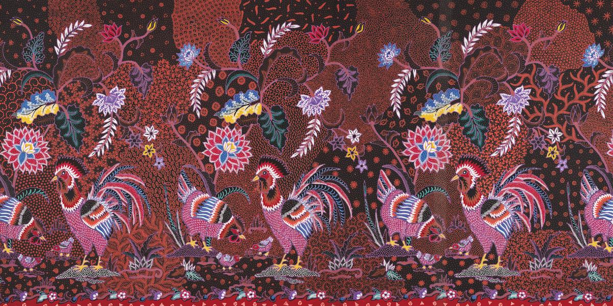 Hero batik