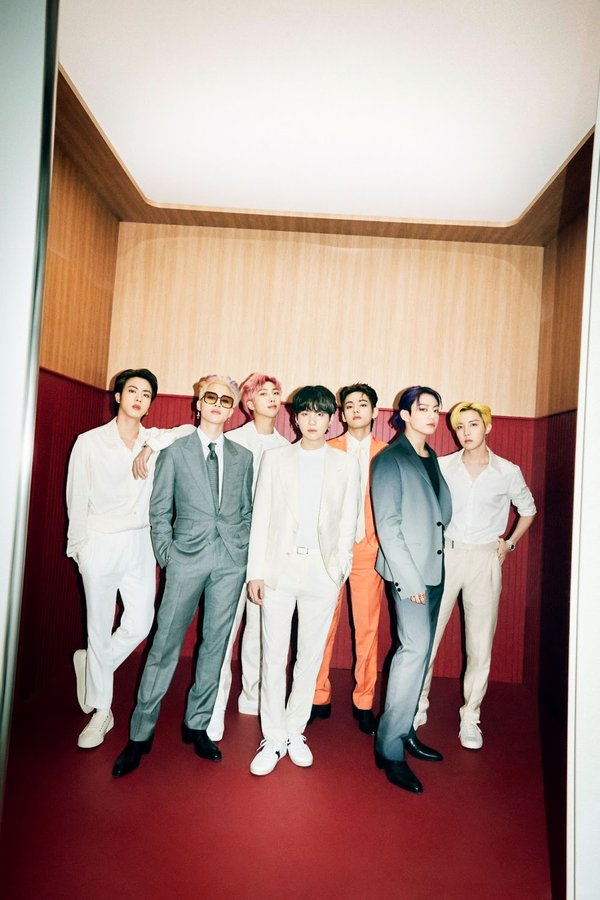 BTS' 'Butter' earns the pop icons another #1 record