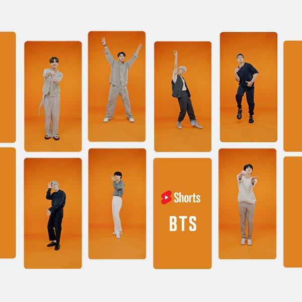 """El challenge de BTS y YouTube """"Permission to Dance"""" comienza hoy en YouTube Shorts"""