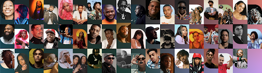 Meet The #YouTubeBlack Voices Music Class of 2022