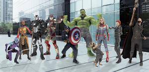 Avengers Banner