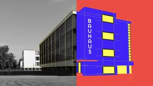 Image of the Bauhaus building