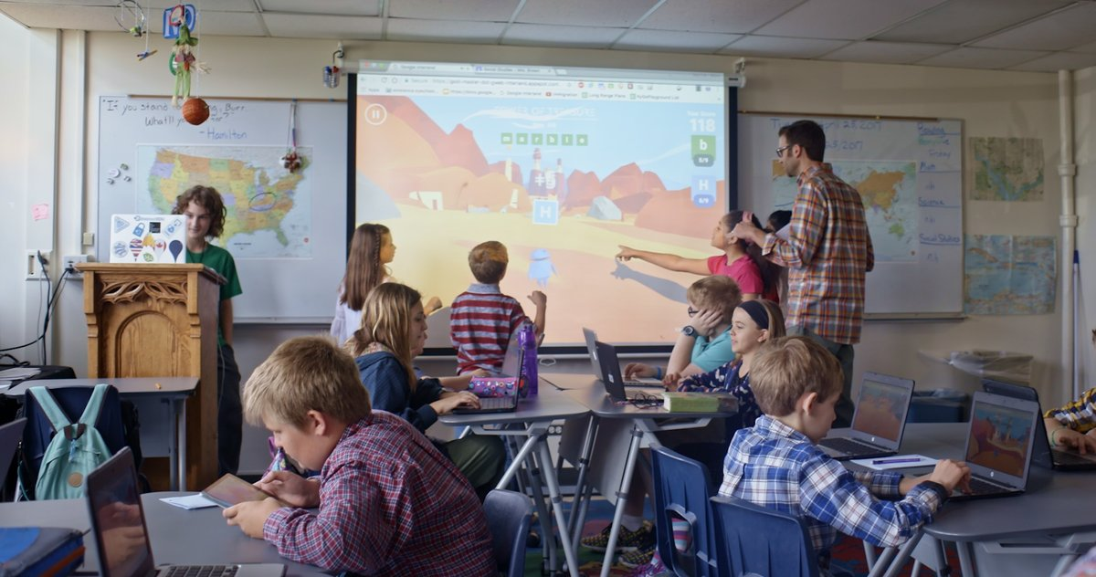 Be Internet Awesome in the classroom