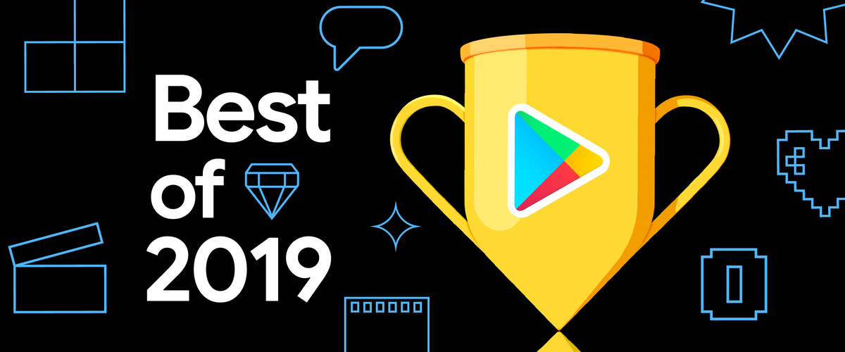 Google Play Best of 2019