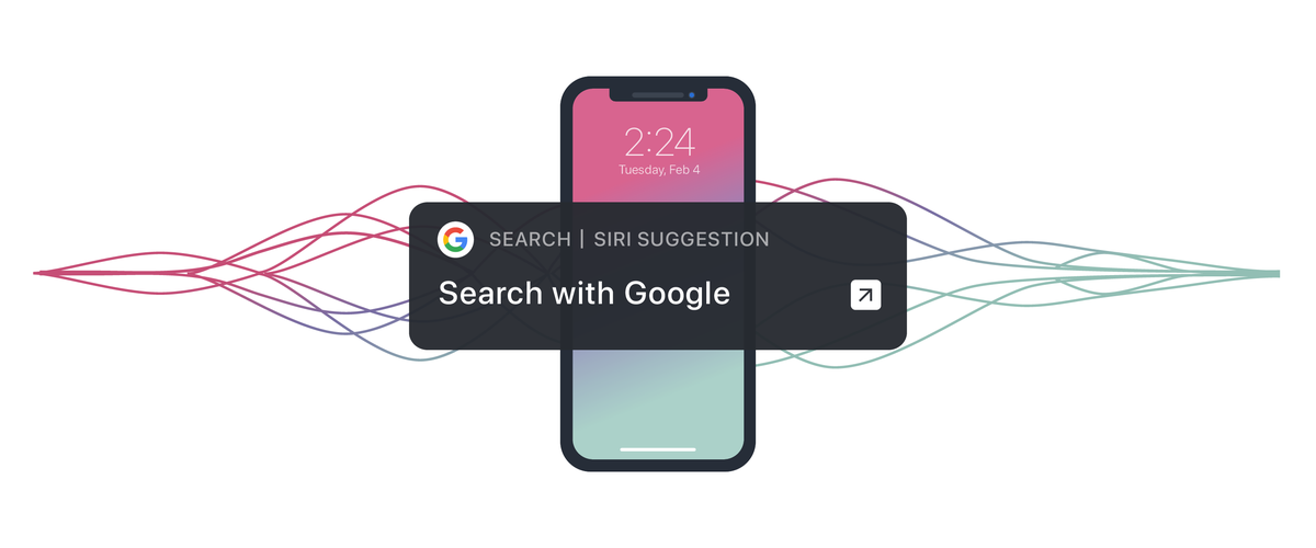 Search with Google