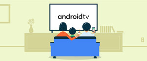 Android TV Living Room