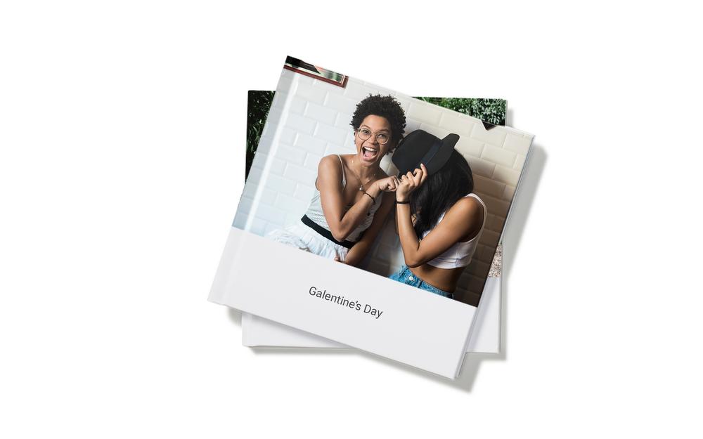photobook galentine's