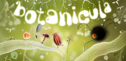 A promotional image for the video game Botanicula.