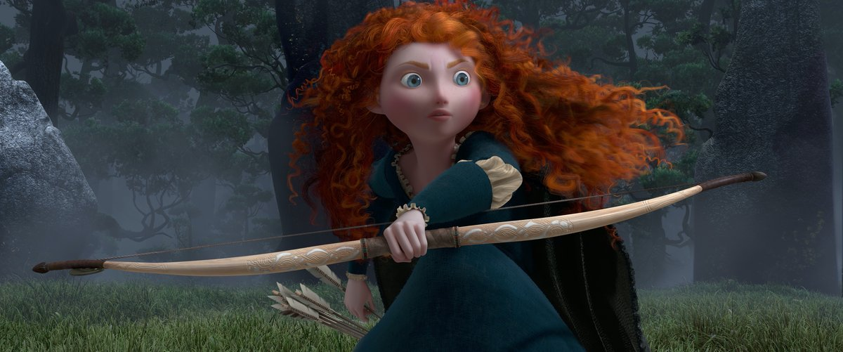 Brave movie still