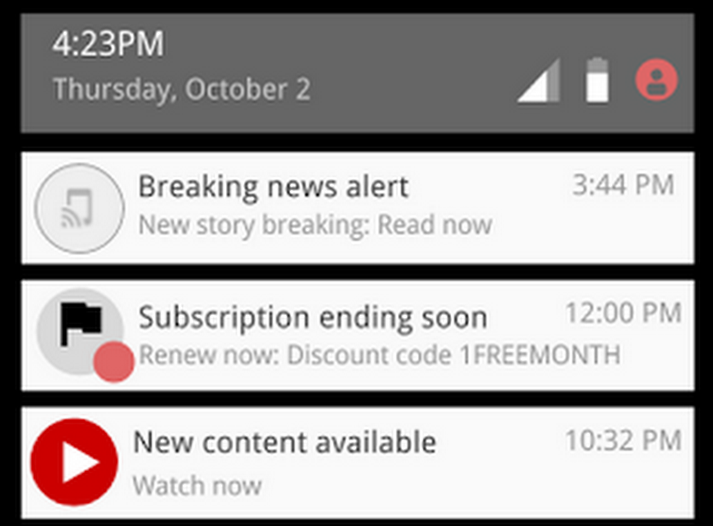 Bring users back to your app with push notifications